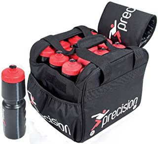 Precision Training Football doppia zip Water Bottle Carry Bag Only