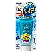 Biore UV Aqua Rich SPF50+ and PA ++++ Watery Essence Sunscreen, 50 g