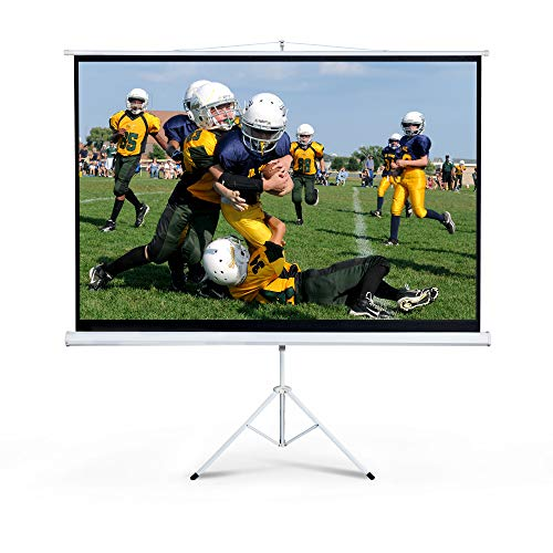 FurniTure Projector Screen Portable Projection Screen 100