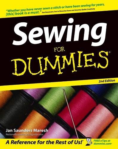 Buy sewing machine for advanced sewers