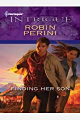 Finding Her Son (Carder Texas Connections Series Book 1) Kindle Edition