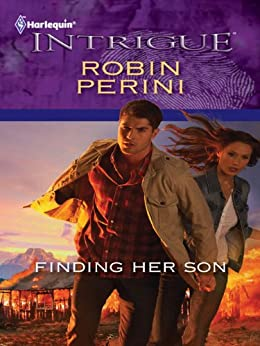 Finding Her Son (Carder Texas Connections Series Book 1) by [Perini, Robin]