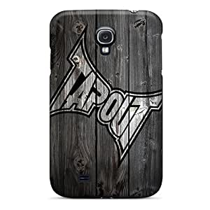 Shock Absorbent Hard Phone Cases For Samsung Galaxy S4 (Sje5916AoYo) Provide Private Custom Trendy Tapout Image