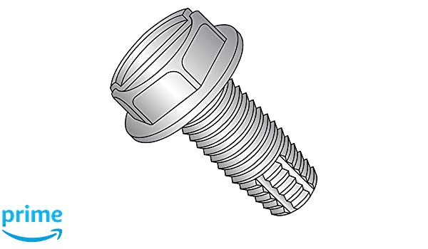 Type F Phillips Drive 1//4-20 Thread Size Plain Finish 82 Degree Flat Head 1-1//2 Length 18-8 Stainless Steel Thread Cutting Screw Pack of 10
