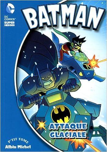 Download Online Batman, Tome 9 : Attaque glaciale epub, pdf