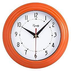 Equity by La Crosse 25018 Analog Wall Clock