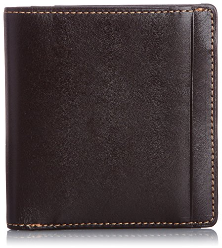 THINly EVERWIN ORIGINAL Leather Bifold Wallet 21549 Brown by THINly
