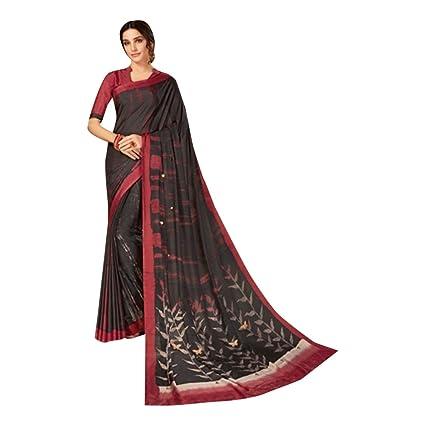 92d4118aad Amazon.com: Bollywood Designer Georgette Printed Formal Casual Saree Sari  Blouse Indian Dress Pakistani Indian Women Muslim 730: Home Improvement