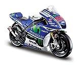 Maisto 1:10 2014 Movistar Yamaha MotoGP Diecast Motorcycle Vehicle