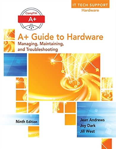 A+ Guide to Hardware (Standalone Book) by Andrews Jean (Image #1)