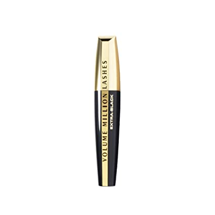 a9a31916209 L'Oreal Paris Volume Million Lashes Mascara, Washable, Black, 10.7ml