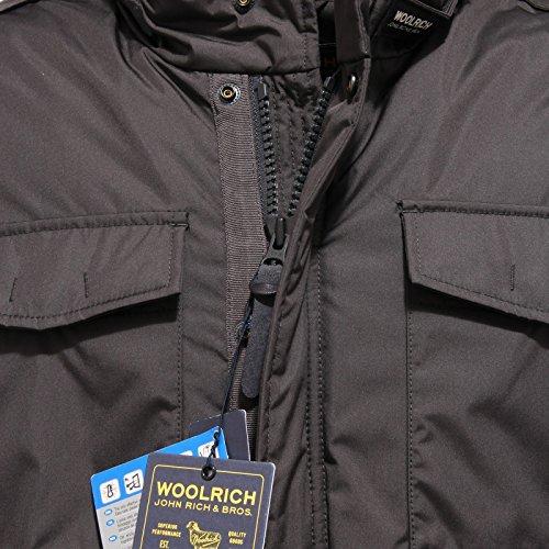 Grigio Scuro Turer 0419v Giubbotto Woolrich Giacca Jacket Men Field Uomo 41zUqzZw