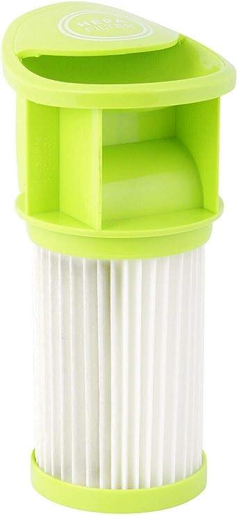 Polti filtro HEPA verde cartucho aspirador Forzaspira Slim SR100 ...