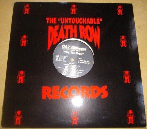 death-row-record-daz-dillinger-ft-tray-dee-way-too-major-12-vinyl-record-vintage-rare-look