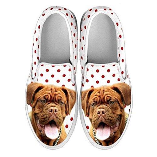 Youth Bordeaux Footwear - 8