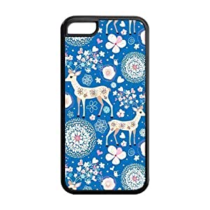 MEIMEIiphone 6 4.7 inch Phone Cases, Deer Hard TPU Rubber Cover Case for iphone 6 4.7 inchMEIMEI