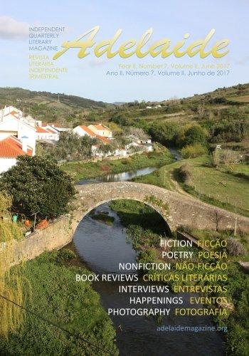 Adelaide Literary Magazine: Number 7, Volume Two, Summer 2017