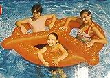 "Swimline 90640SL 60"" 3-Person Giant Pretzel Inflatable Float"