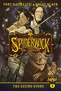 The Seeing Stone (The Spiderwick Chronicles Book 2) by [Black, Holly, DiTerlizzi, Tony]