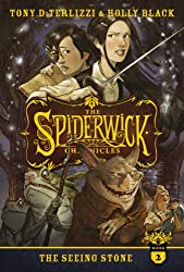 The Seeing Stone (The Spiderwick Chronicles Book 2)