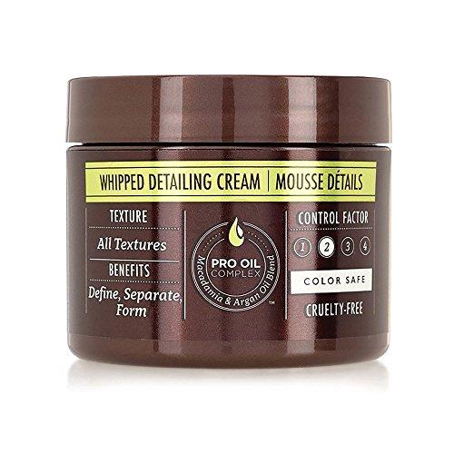 Macadamia Hair Whipped Detailing Cream - 2 oz
