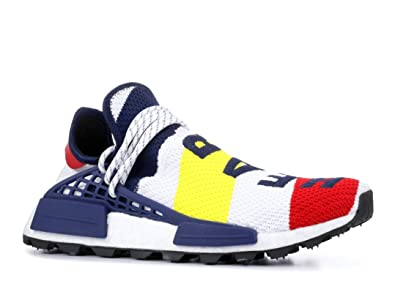 bfbae6995275a adidas BBC Hu NMD Pharrell X Billionaire Mens Style   BB9544-Scarlet Wht  Size