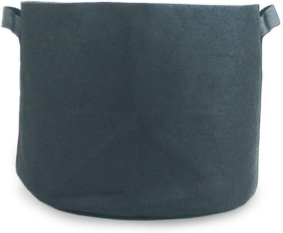 HTG Supply 50-Pack Phat Sacks 1-Gallon Fabric Grow Pot 50 Pots