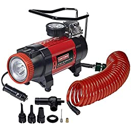 Craftsman 12v Portable Tire Inflator