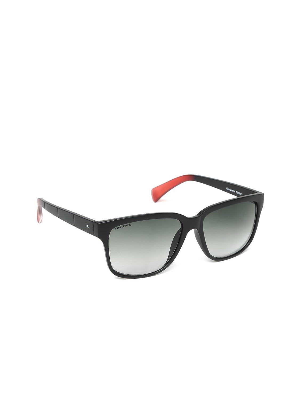 Fastrack UV protected Wayfarer Men's Sunglasses
