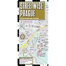 Streetwise Prague Map - Laminated City Center Street Map of Prague, Czech-Republic (Michelin Streetwise Maps)