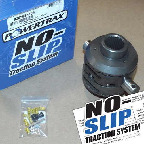 Powertrax 9203923105 No-Slip Traction System (Chrysler 9 1/4