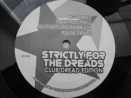 Strictly For The Dreads Club Dread Edition Vinyl Lp DNS International SFD-033
