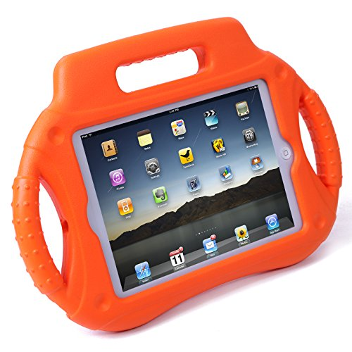 HDE Shock Steering Retina Orange
