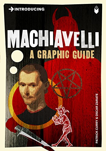 Introducing Machiavelli: A Graphic Guide (Introducing...) cover