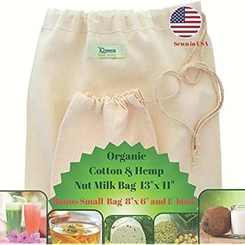 Organic Hemp Cotton Food Gradwe