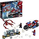 Lego Heroes 76113 Resgate da Moto de Spider-Man
