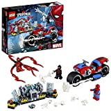 LEGO Marvel Spider-Man: Spider-Man Bike Rescue 76113 Building Kit (235 Piece)
