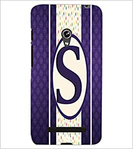 PrintDhaba GRANDbet S D-2725 Back Case Cover for ASUS ZENFONE 5 A501CG (Multi-Coloured)