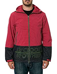 84a43aaccc914 Crooks and Castles Sporthief Anorak Jacket