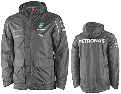 Mercedes puma jacket puma shoes and accessories for Mercedes benz jacket
