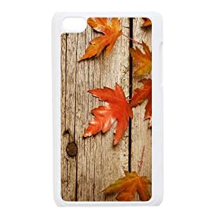 Autumn Scenery DIY Durable Hard Plastic Case Cover LUQ878197For Ipod Touch 4