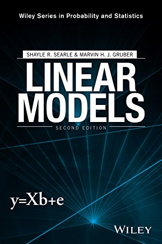Linear Models (Wiley Series in Probability and Statistics) (Linear Models Searle)