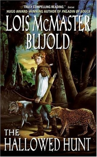 book cover of The Hallowed Hunt