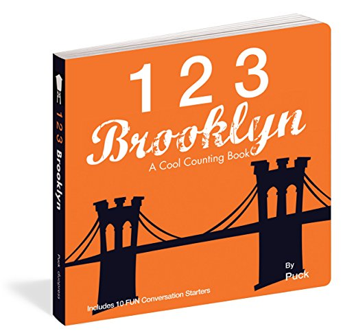 123 Brooklyn (Cool Counting Books)