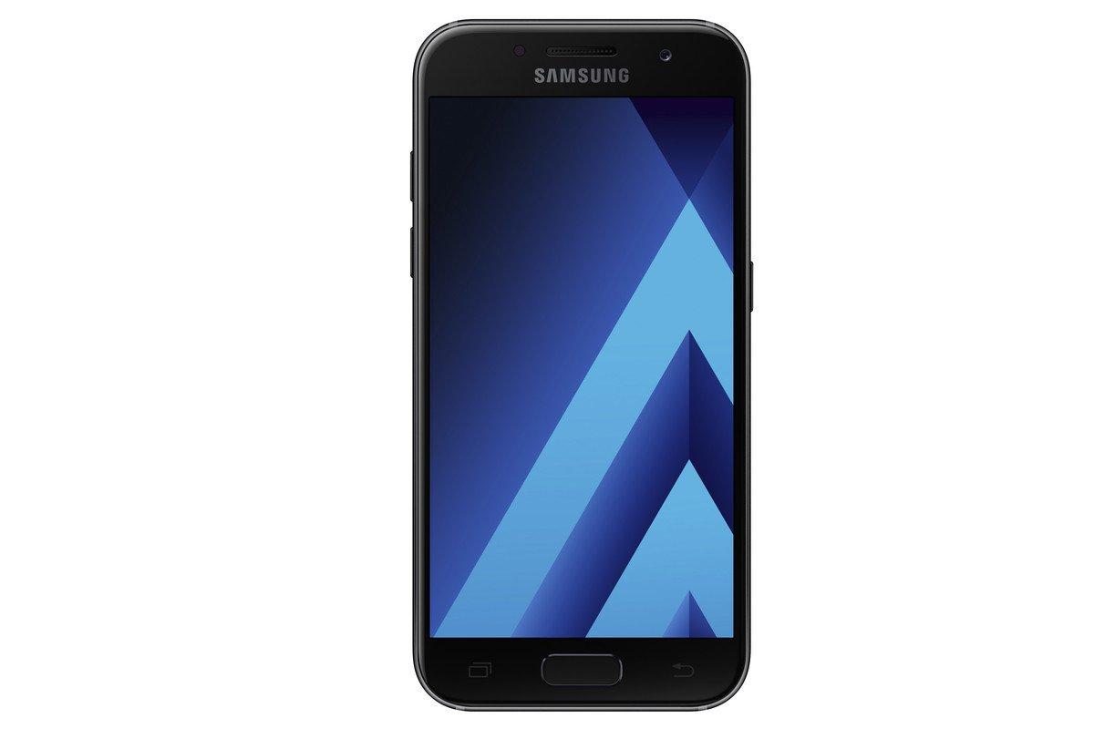 Samsung Galaxy A3 2017 SIM-Free Smartphone - Black: Amazon.co.uk ...