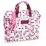 Skechers SKSLV03-PNK Dots Laptop Sleeve - Pink