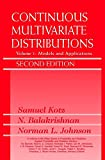Continuous Multivariate Distributions, Volume 1