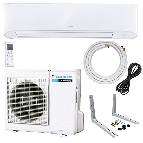 Daikin 9,000 BTU 17 SEER Wall-Mounted Ductless Mini-Split In