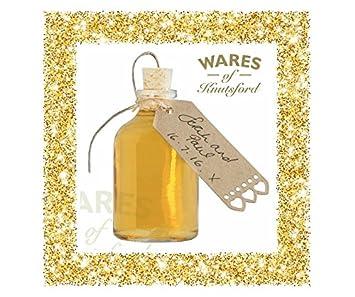 12 botellas de cristal con corchos para hacer, perfecto para ...