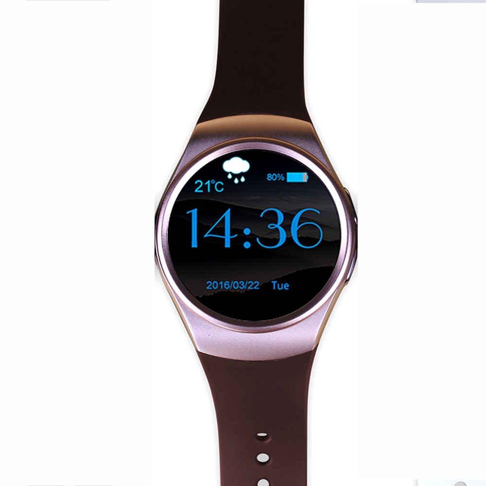 Fitness Tracker Google Fit compatible/Bracelet Fitness Batterie longue durée/Podomètre Bracelet avec OXYMETRE DE POULS/Téléphones Montre Smart Watch ...